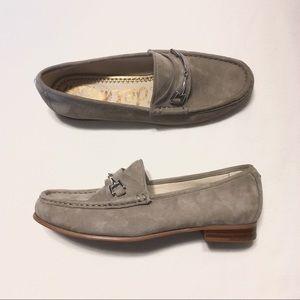 NWOT Sam Edelman Talia Horsebit Suede Loafers 5